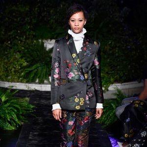 ERDEM x H&M Floral Jacquard Blazer